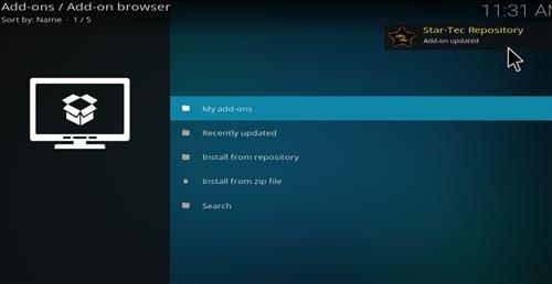 How to Install Bratz Kodi Add-on with Screenshots step 13
