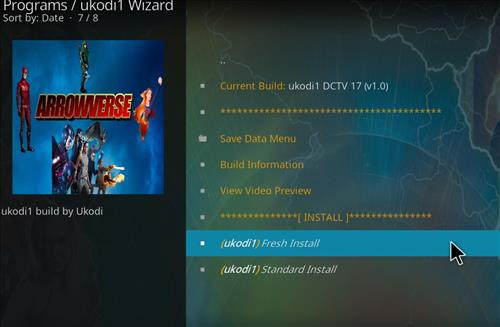 How to Install DCTV Kodi Build with Screenshots step 25