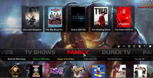 How to Install Durex Build Kodi 17.6 Krypton with Screenshots pic 3