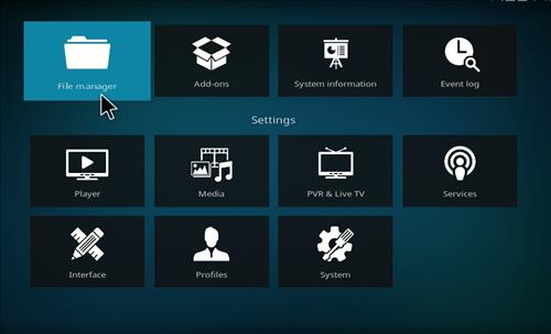 How to Install Goodluck Kodi Build Leia 18 step 2
