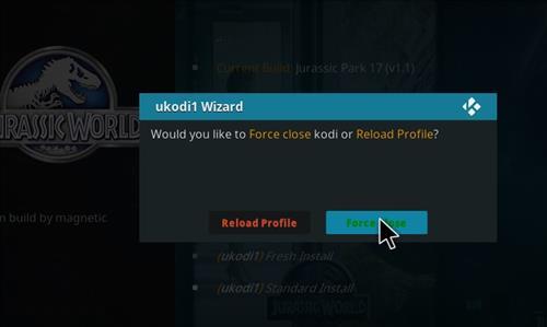 How to Install Jurassic Kodi Build with Screenshots step 28