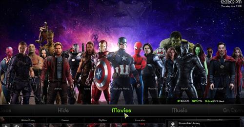How to Install Krypton Xon Kodi Build with Screenshots pic 1
