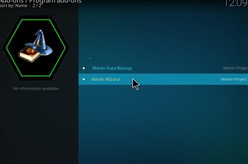 How to Install Krypton Xon Kodi Build with Screenshots step 17
