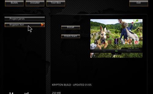 How to Install Krypton Xon Kodi Build with Screenshots step 23