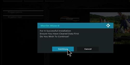 How to Install Krypton Xon Kodi Build with Screenshots step 25