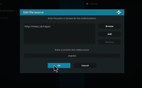 How to Install Krypton Xon Kodi Build with Screenshots step 7