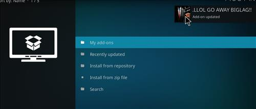 How to Install Rock Collection Kodi Add-on with Screenshots step 13