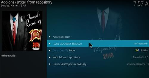 How to Install Rock Collection Kodi Add-on with Screenshots step 15