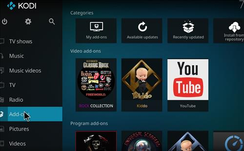 How to Install Rock Collection Kodi Add-on with Screenshots step 8