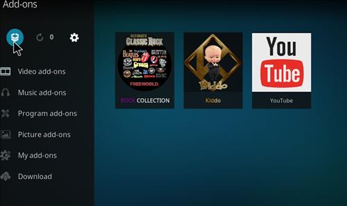 How to Install Rock Collection Kodi Add-on with Screenshots step 9