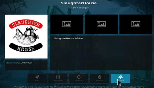 How to Install Slaughter Kodi Add-on with Screenshots step 18