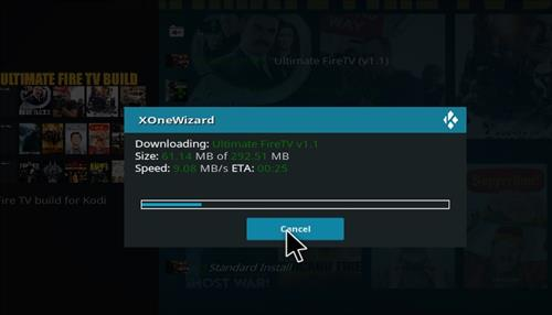 How to Install Ultimate Fire TV Kodi Build Leia 18 step 19