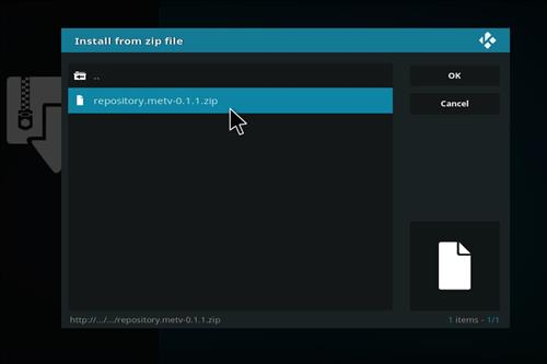How to Installl Plutonium Kodi Build with Screenshots step 12