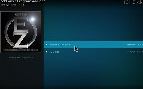 How to Installl Plutonium Kodi Build with Screenshots step 17