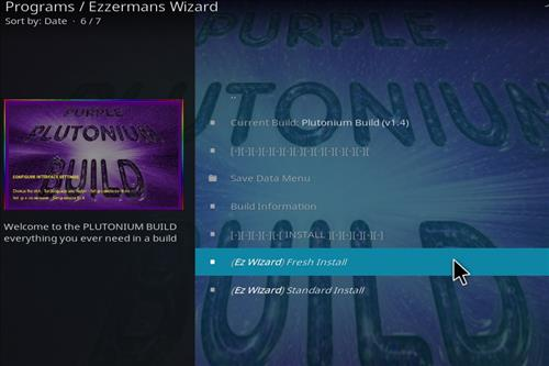 How to Installl Plutonium Kodi Build with Screenshots step 22