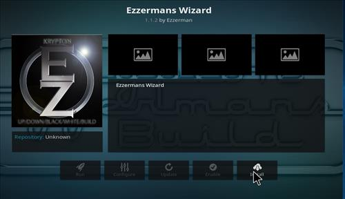 How to Installl Plutonium Kodi Build with Screenshots step