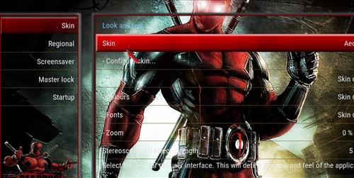 How to change the Skin back to Default Estuary deadpool step 3