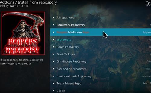 How to install Protoculture Kodi Build with Screenshots step 15