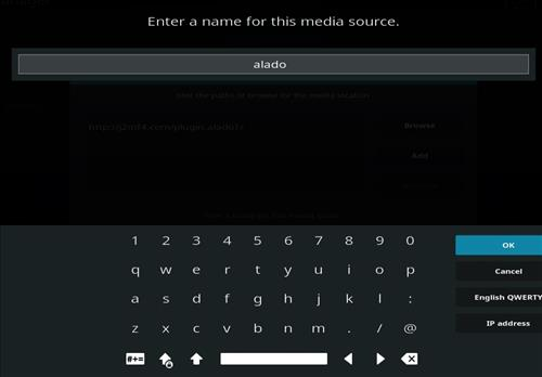How to Install Alado Kodi Add-on with Screenshots step 6