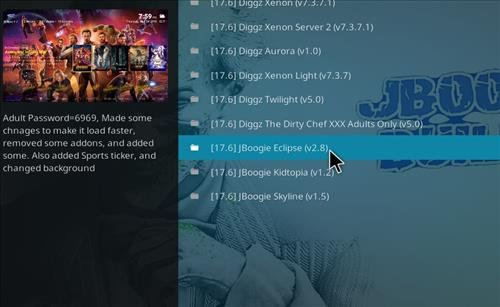 How to Install Boogie Eclipse Kodi Build with Screenshots step 17