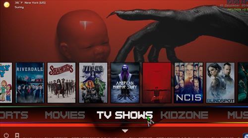 How to Install Cellar Door TV Kodi Build with Screenshots pic 2