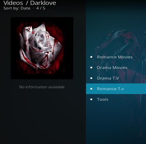 How to Install DarkLove Kodi Add-on with Screenshots pic 2