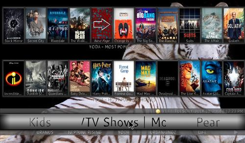 How to Install Ice Tigris Kodi Build with Screenshots pic 1