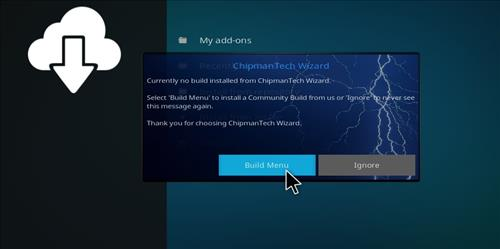 How to Install Ice Tigris Kodi Build with Screenshots step 15