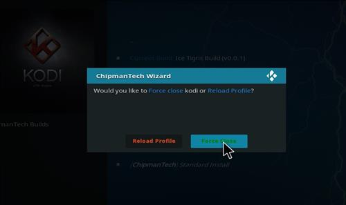 How to Install Ice Tigris Kodi Build with Screenshots step 20