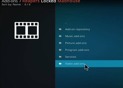 How to Install Ricochet Kodi Add-on with Screenshots step 16