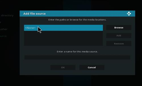 How to Install Ricochet Kodi Add-on with Screenshots step 4
