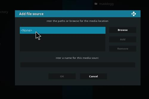 How to Install Sirens Kodi Build with Screenshots step 4