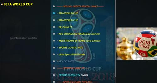 How to Install Sports Classic Kodi Add-on with Screenshots pic 2