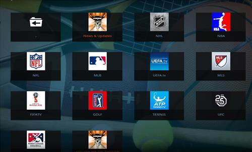 How to Install Strikes AllSportz Recaps Kodi Add-on with Screenshots pic 2