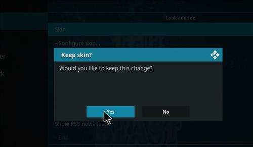 How to change the Skin back to Default Estuary Mythical beast step 5