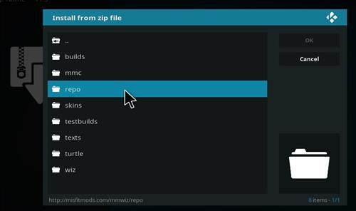 How to Install ALSFLIX Kodi Build with Screenshots step 12