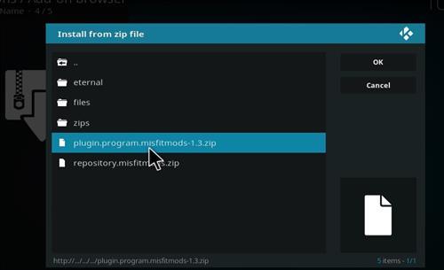 How to Install ALSFLIX Kodi Build with Screenshots step 13