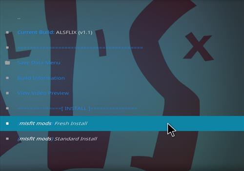 How to Install ALSFLIX Kodi Build with Screenshots step 24