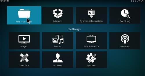 How to Install Batman Kodi 18 Leia Build step 2