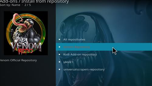 How to Install Dreadnought Kodi Add-on with Screenshots step 15