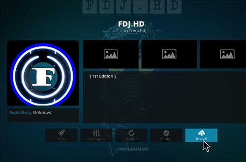 How to Install FDJ.HD Kodi Add-on with Screenshots step 18