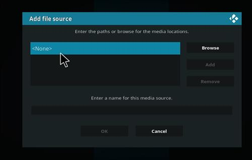 How to Install Focus Kodi Add-on 18 Leia step 4