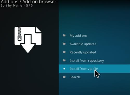 How to Install Invasion Kodi Add-on with Screenshots step 10