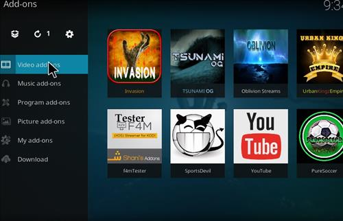 How to Install Invasion Kodi Add-on with Screenshots step 14