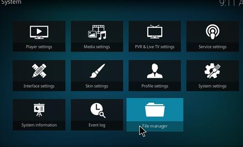 How to Install Invasion Kodi Add-on with Screenshots step 2