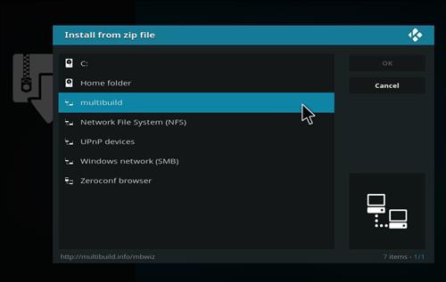 How to Install Krypton Silvo Kodi Build with Screenshots step 11