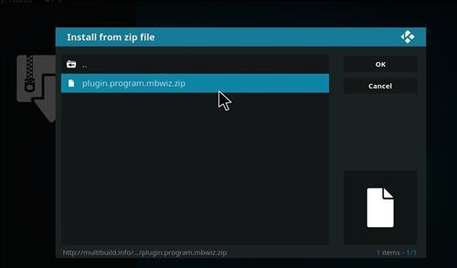 How to Install Krypton Silvo Kodi Build with Screenshots step 12