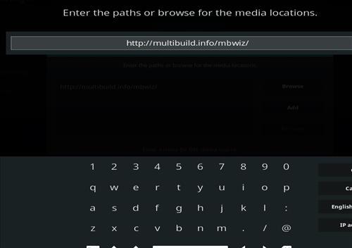 How to Install Krypton Silvo Kodi Build with Screenshots step 5