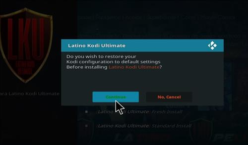 How to Install Latino Ultimate Kodi Build with Screenshots step 18