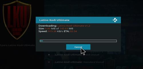 How to Install Latino Ultimate Kodi Build with Screenshots step 19